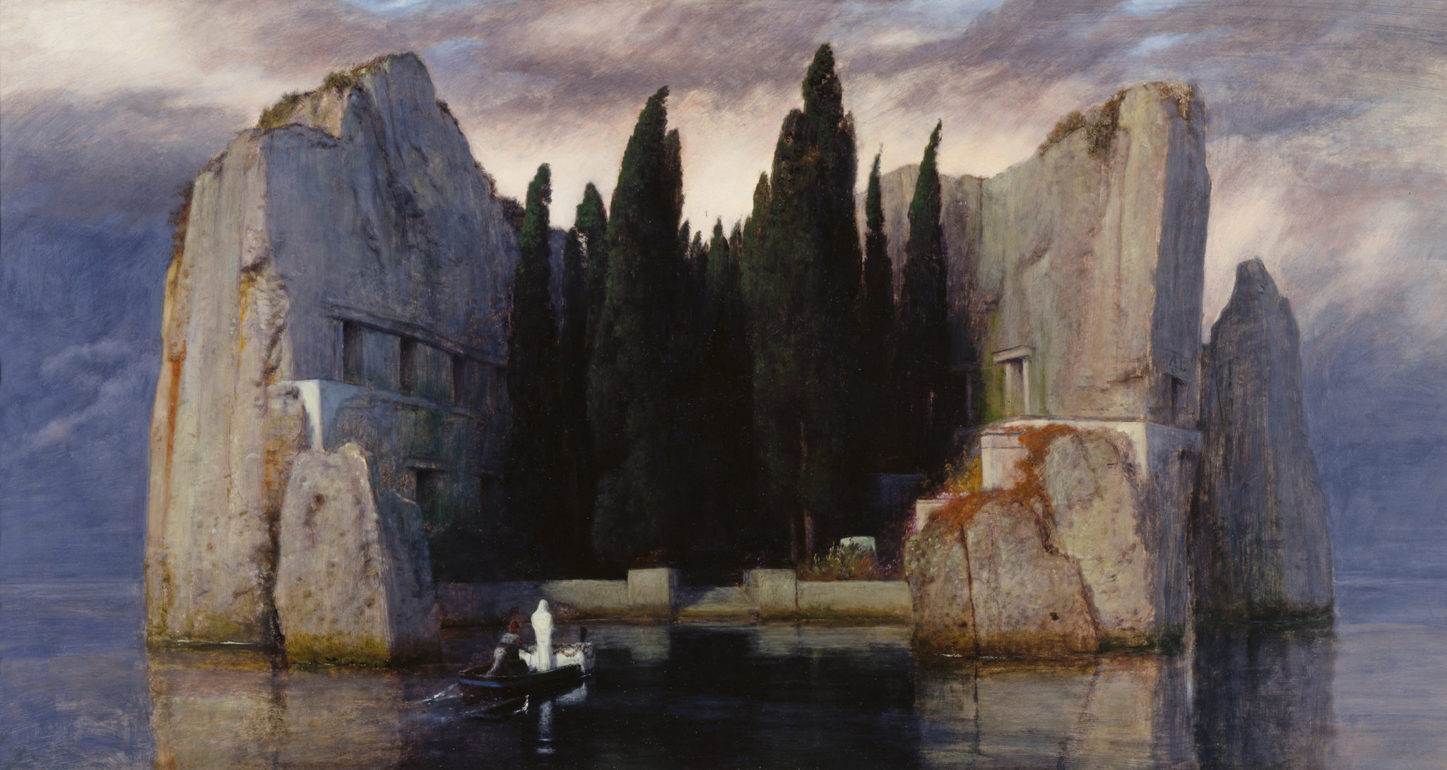 ARTWORK_0_006_Arnold Böcklin_Die Toteninsel III
