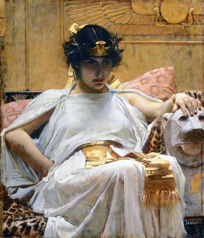 ARTWORK_0_009_Cleopatra_-_John_William_Waterhouse