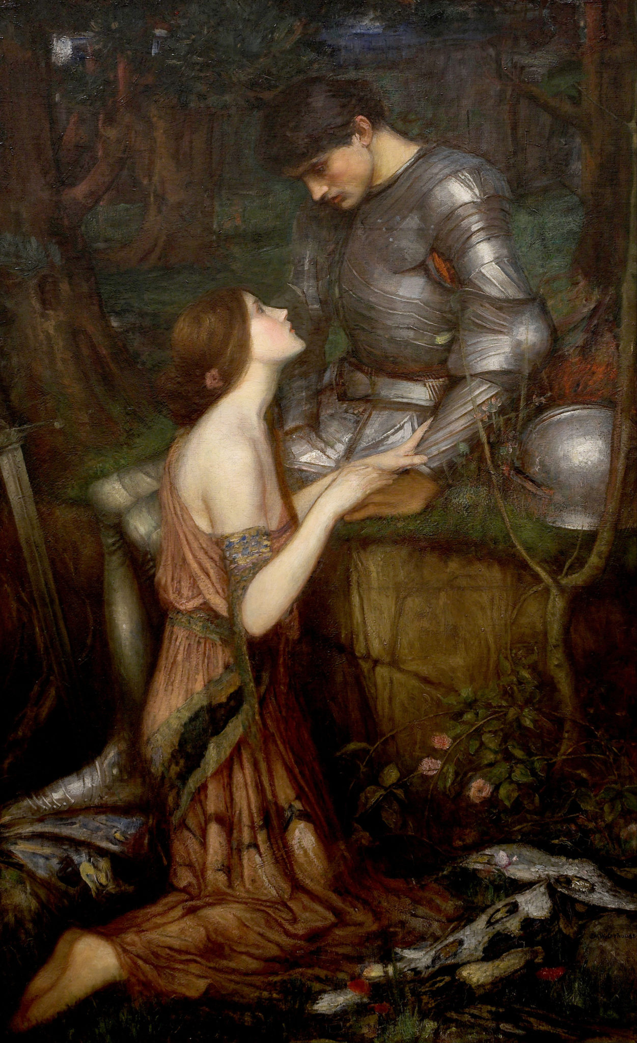 John_Waterhouse__Lamia